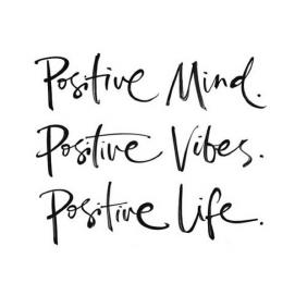 Positive Mind...